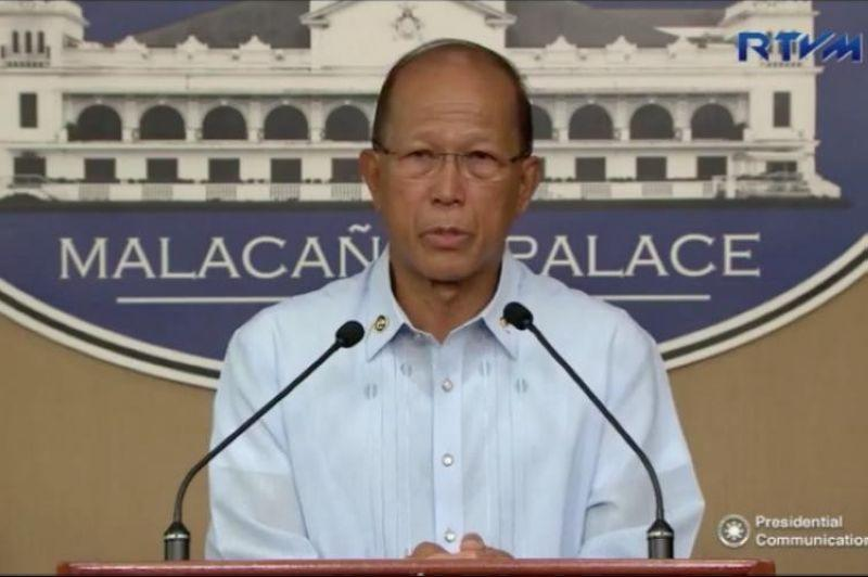Defense chief not keen on martial law extension