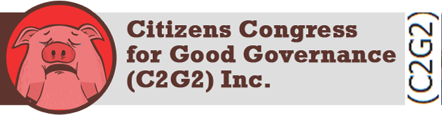 Citizens Congress for Good Governance (C2G2) Inc.