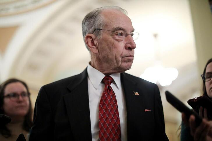 Head of U.S. Senate finance panel sees China keeping trade deal commitments