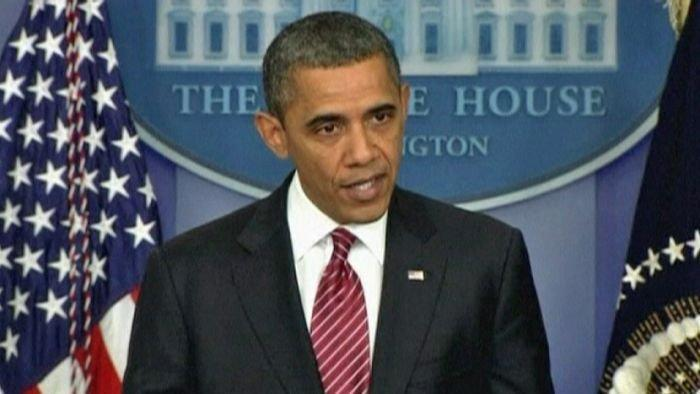 Obama says fiscal cliff agreement 'within sight'