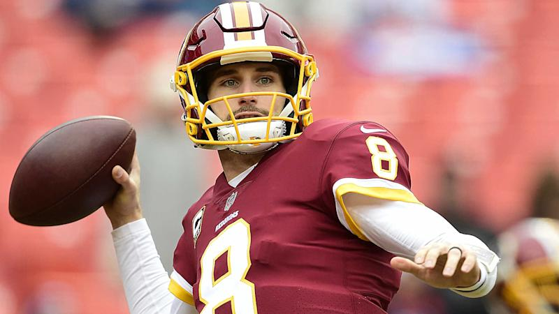 Ranking QB Kirk Cousins' best options in NFL free agency