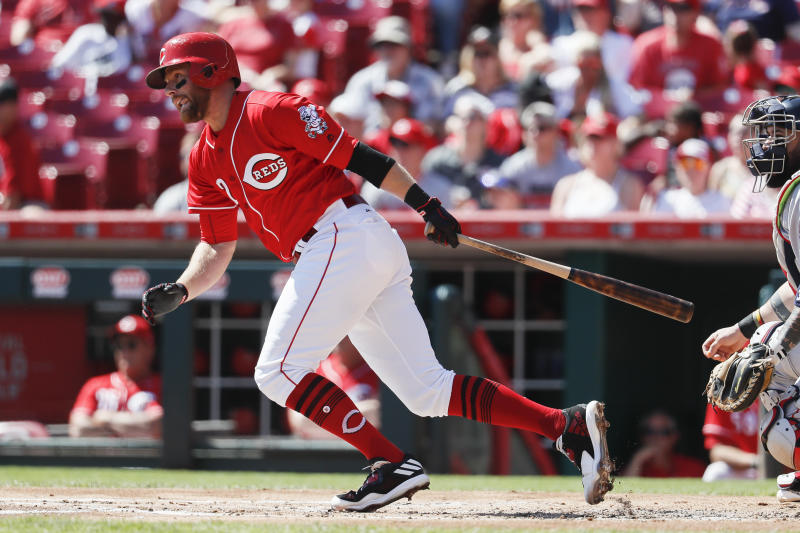 Zack Cozart, Angels Agree to 3-Year, $38 Million Contract