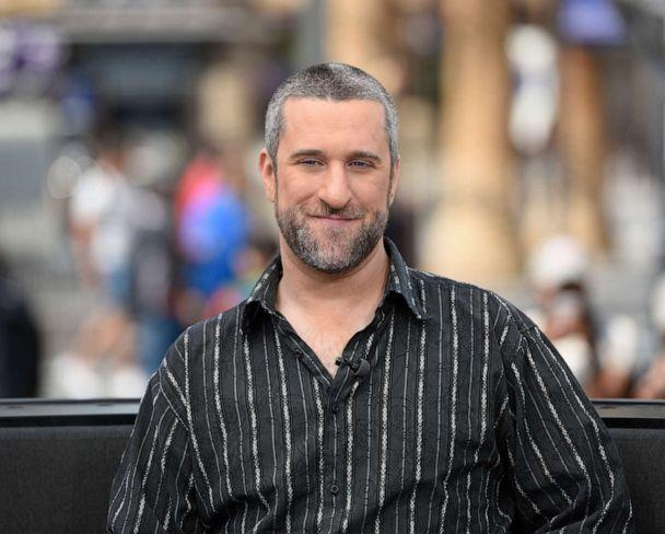 PHOTO: In this May 16, 2016, file photo, Dustin Diamond visits 'Extra' at Universal Studios Hollywood in Universal City, Calif. (Noel Vasquez/Getty Images, FILE)