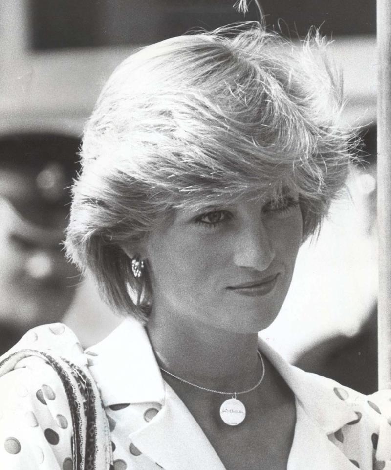 Kate Middleton's necklace is a secret tribute to Princess Diana