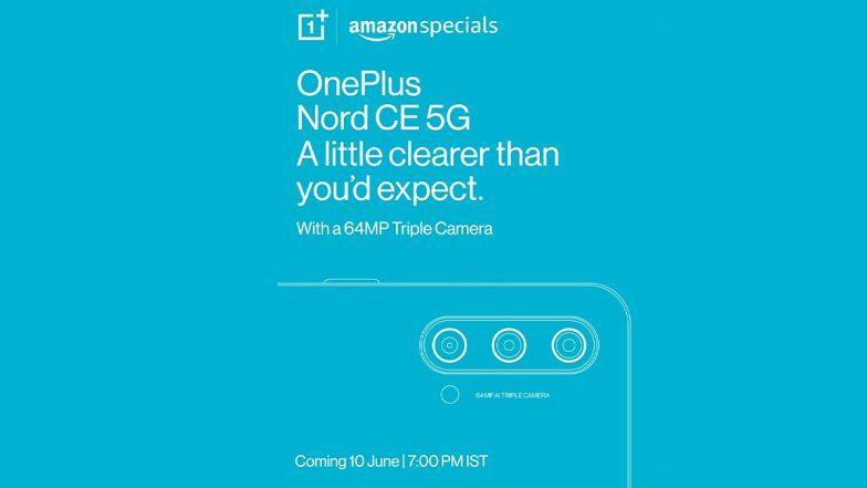 OnePlus Nord CE 5G Phone