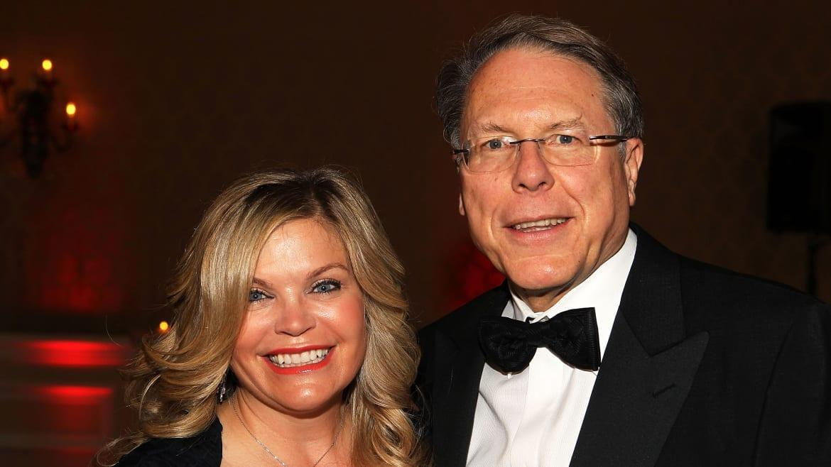 NRA Spent Tens of Thousands on Hair and Makeup for CEO's Wife