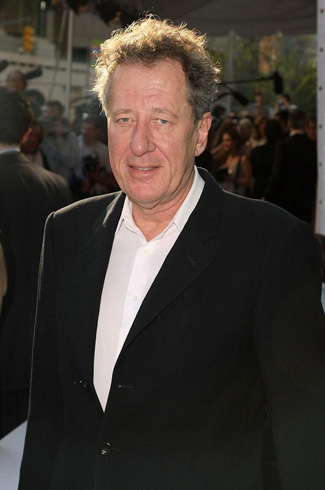 "<a href=""http://movies.yahoo.com/movie/contributor/1800018920"">Geoffrey Rush</a> at the 36th Film Society Of Lincoln Center's Gala tribute honoring Tom Hanks - 04/27/2009"