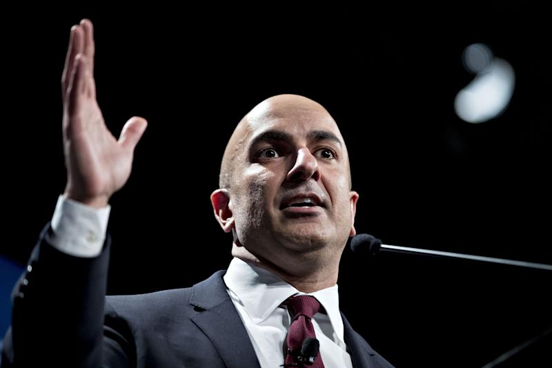 Fed's Kashkari Urges Congress to Act, Suggests Fresh Lockdown