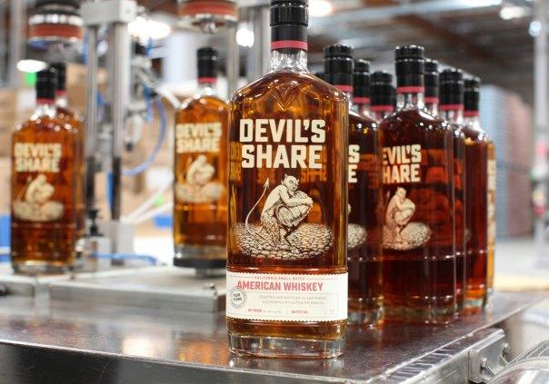 For those lucky enough to get their hands on a bottle, what you will encounter is a silky-smooth whiskey. Photo courtesy of Cutwater's Devil's Share California Whiskey