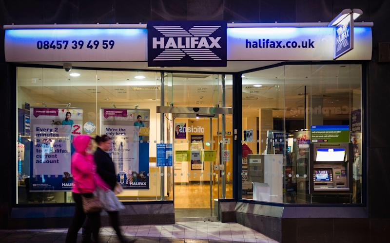 The reader was suspicious when Halifax asked her husband to visit their local bank branch and verify his identity - Alamy