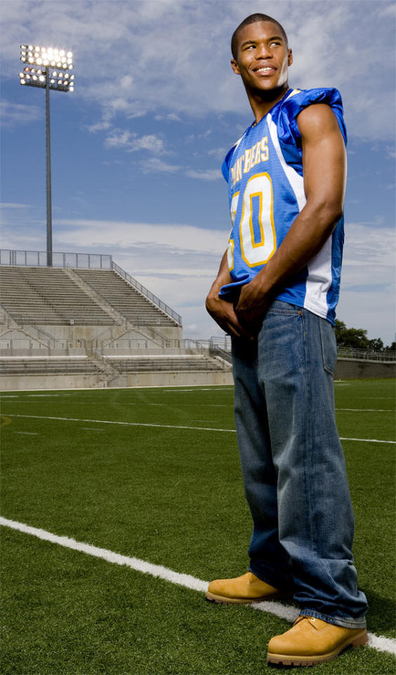 "<a href=""/gaius-charles/contributor/2195882"">Gaius Charles</a> stars as Brian ""Smash"" Williams in <a href=""/friday-night-lights/show/38958"">Friday Night Lights</a> on NBC."