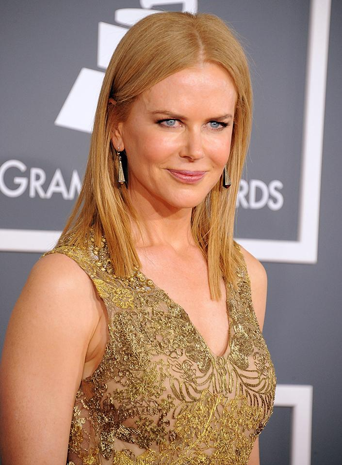 "Recognize Nicole Kidman despite the prosthetic nose she wore for ""The Hours""?"