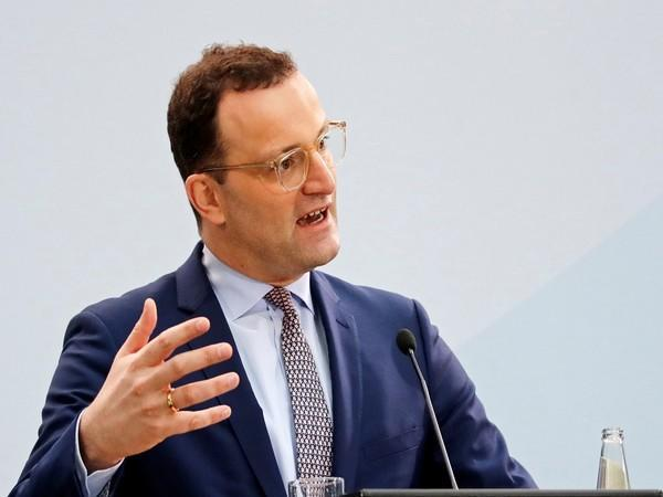 German Minister of Health Jens Spahn (Photo Credit - Reuters)
