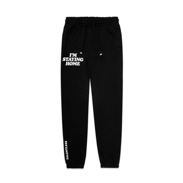 Women's Stay Home Sweatpants