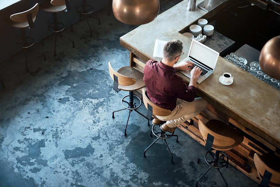For some employers, where staff work is less important than whether they get their work done. Photo: Getty