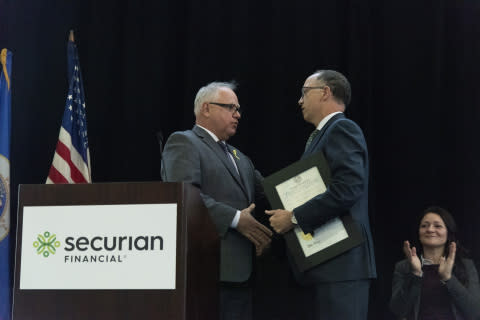 Securian Financial Proclaimed a Beyond the Yellow Ribbon Company