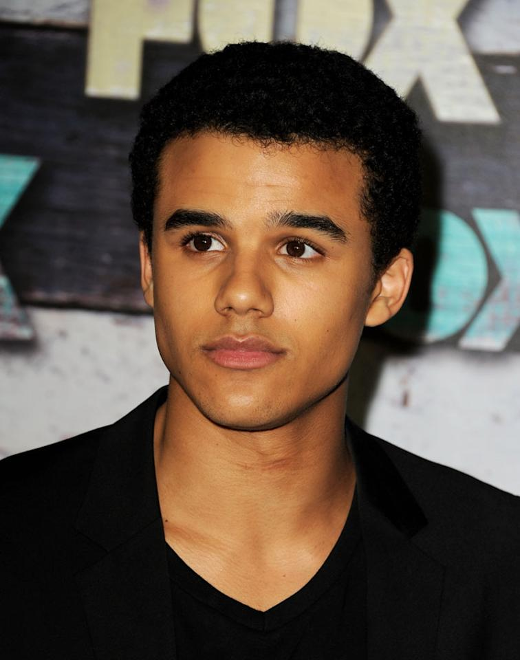 """Jacob Artist (""""Glee"""") arrives at the Fox Summer 2012 All-Star Party on July 23, 2012 at the Soho House in West Hollywood, California."""