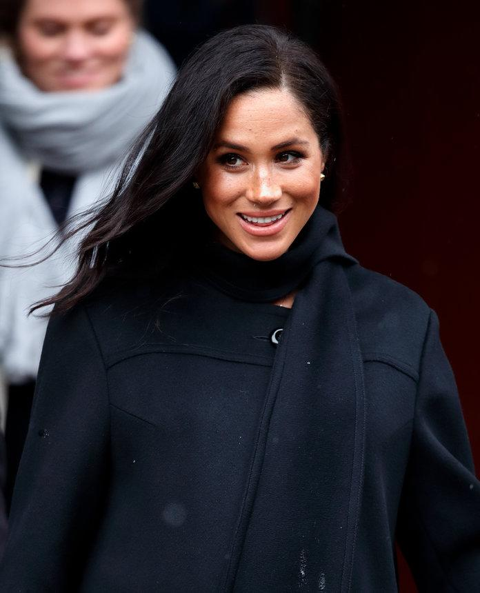 Meghan Markle's Sister Has Thoughts On The Great Banana