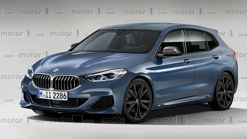 This Is What The New 2019 Bmw 1 Series Could Look Like