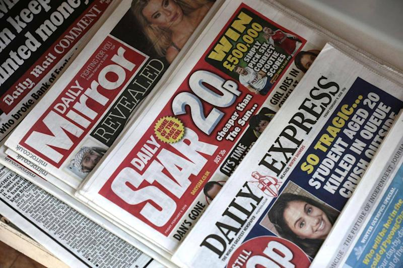 Trinity Mirror bought the Express stable from Richard Desmond in a £200m deal (Reuters)