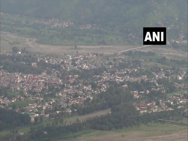 Villages along LoC bear the brunt of ceasefire violations by Pakistan. [Photo/ANI]