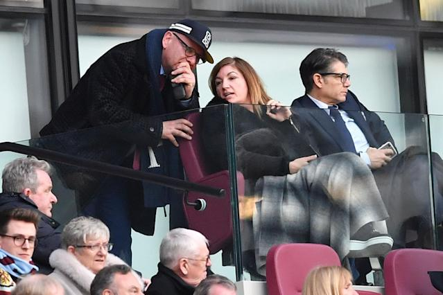 West Ham vice-chairman Karren Brady hits out at 'vindictive' approach by London Stadium owners