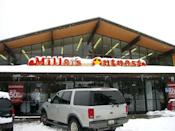 <p>Say it with me now: L-O-L. Poor Miller's Outpost was big in the '70s and '80s, but it just could <em>never</em> be as cool as The Limited in the '90s no matter how hard it tried. </p>