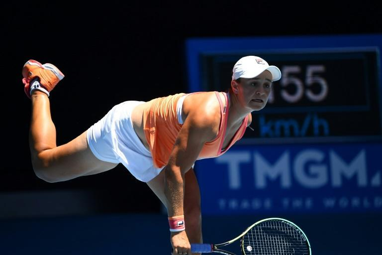 World number one Ash Barty will carry the hopes of the nation at the Australian Open