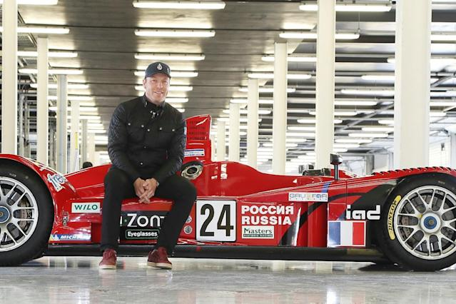 Six-time Olympic cycling gold medalist Sir Chris Hoy will again race an LMP2 car when he makes his Silverstone Classic debut in July, competing in the Masters Endurance Legends category