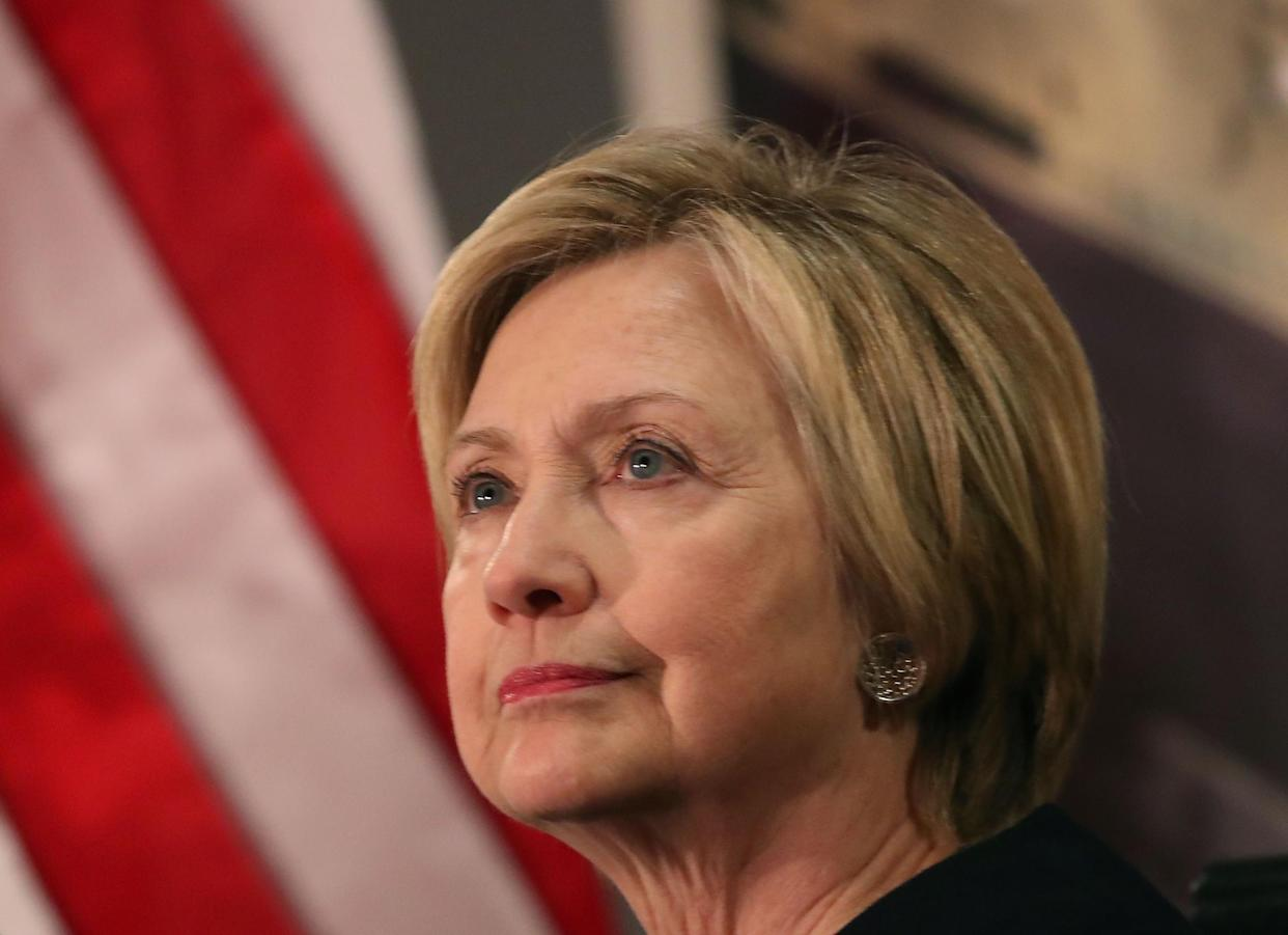 A cache of emails from the Democratic National Committee were published online during the election campaign: Getty Images / Mark Wilson