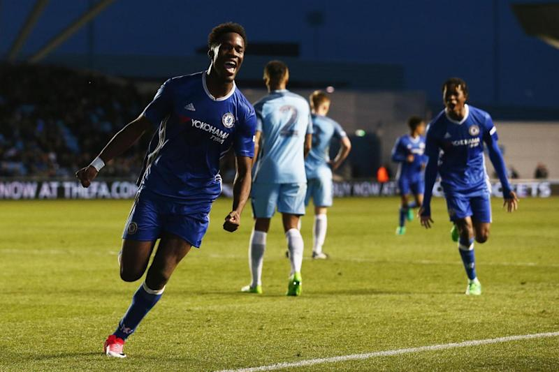 Opener | Ike Ugbo scored for Chelsea (Getty Images)