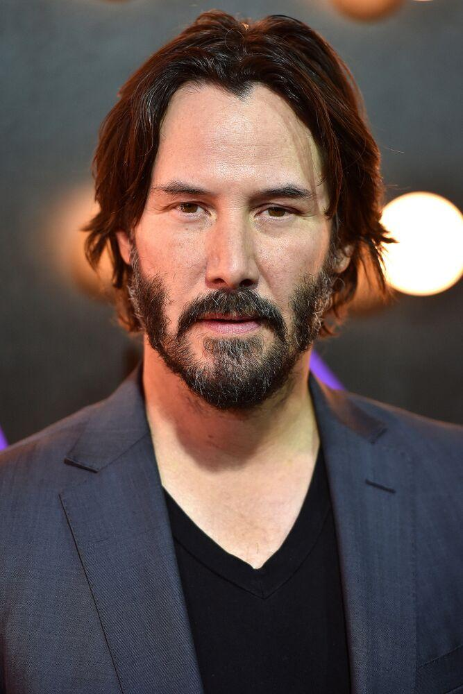 Keanu Reeves | Lionel Hahn/Sipa USA