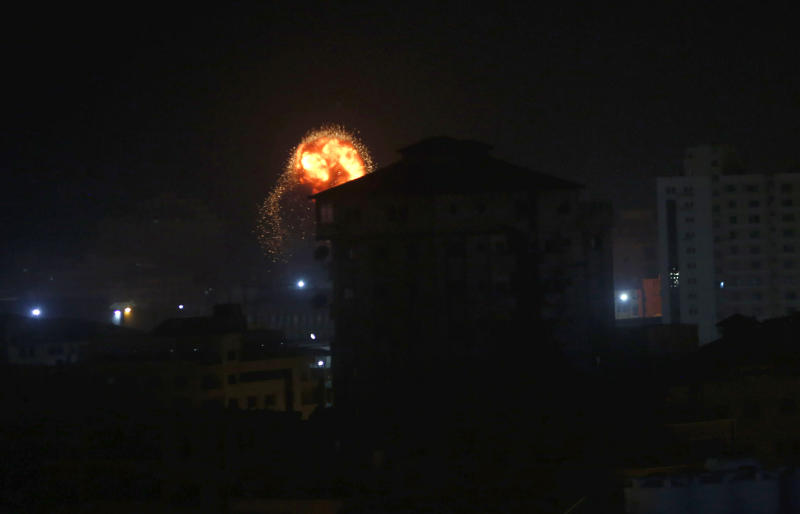 Islamic Jihad in Gaza fires two rockets at Tel Aviv area