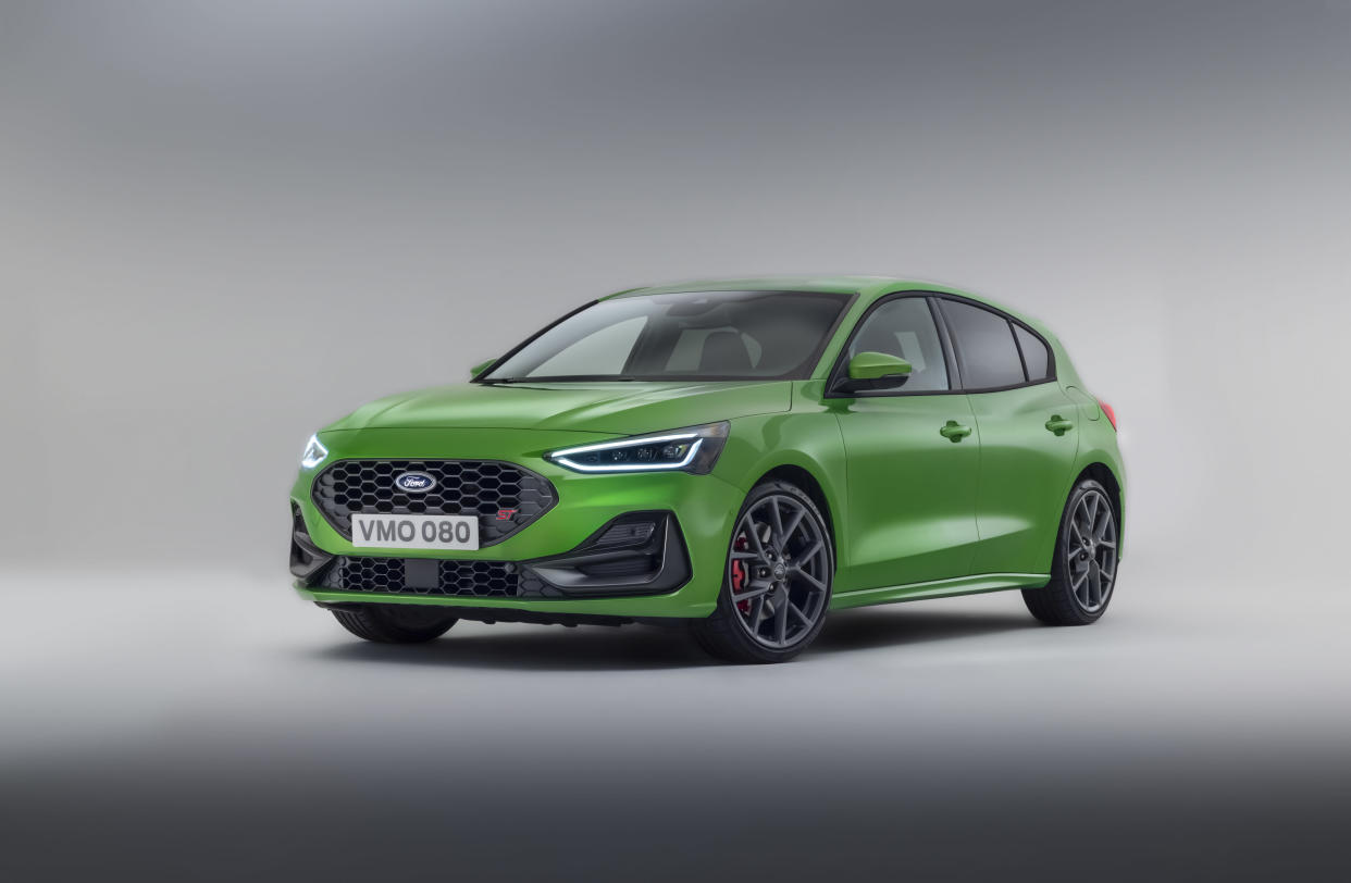 2022 Ford Focus ST