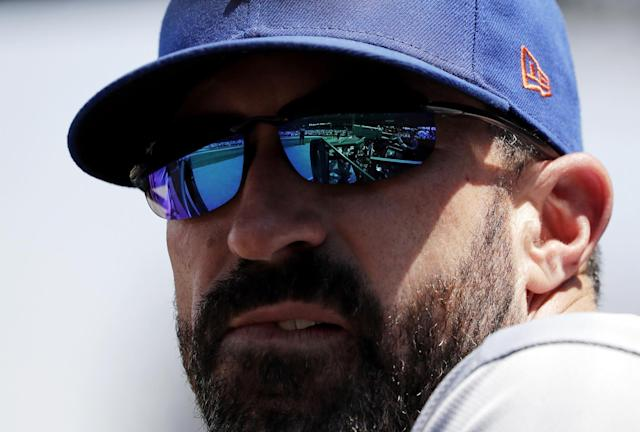 If the Mets' Mickey Callaway can't handle reporters, he can't handle being a major-league manager