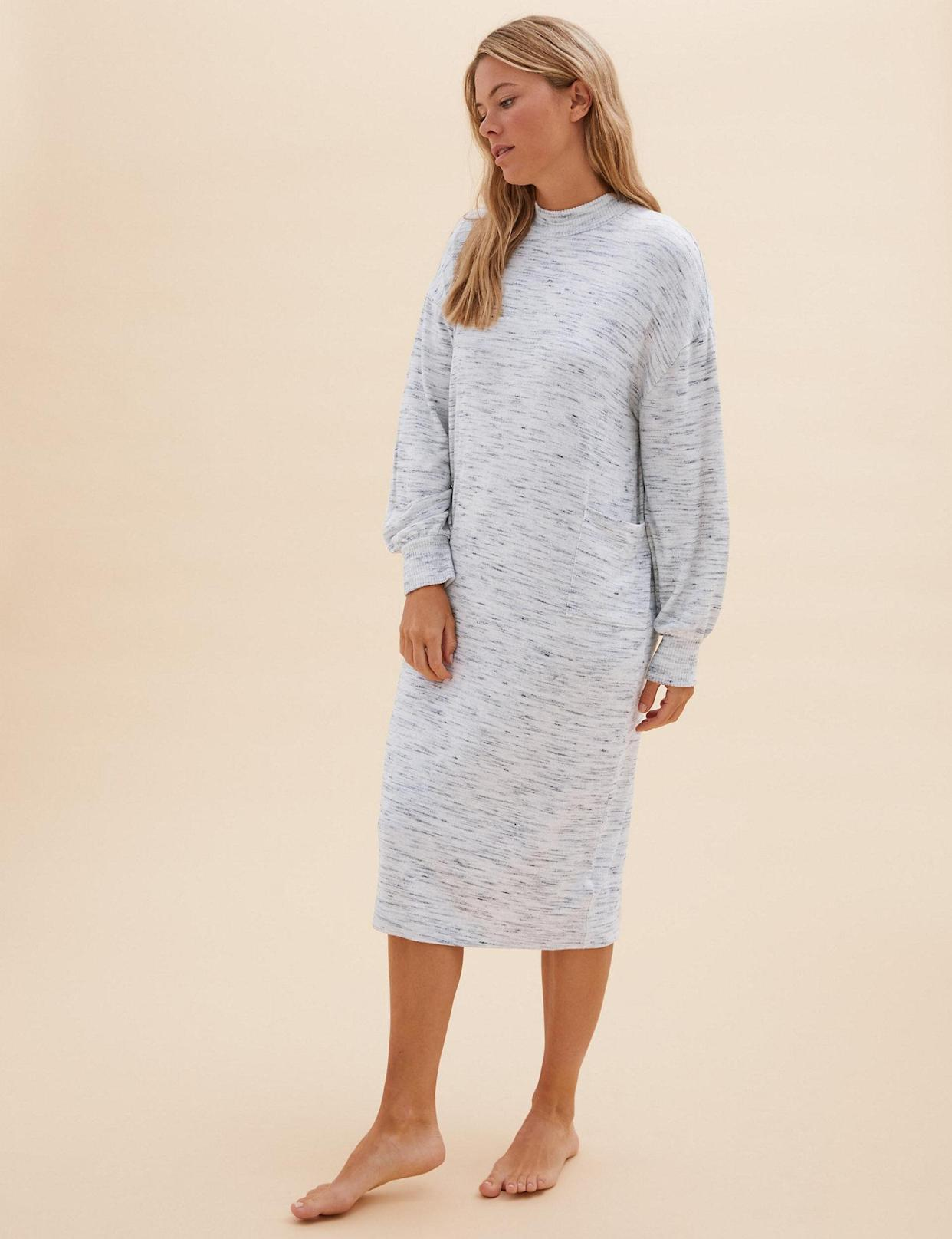 Cosy, comfortable and affordable, what more could you want? (Marks and Spencer)