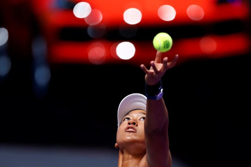 Rejuvenated Osaka looking to retain Melbourne title