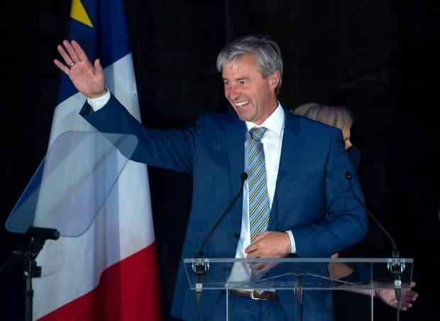 The mandate letters for Tim Houston and his cabinet were released publicly on Thursday. They act as a roadmap for the Tory government's plans during its mandate. (Andrew Vaughan/The Canadian Press - image credit)