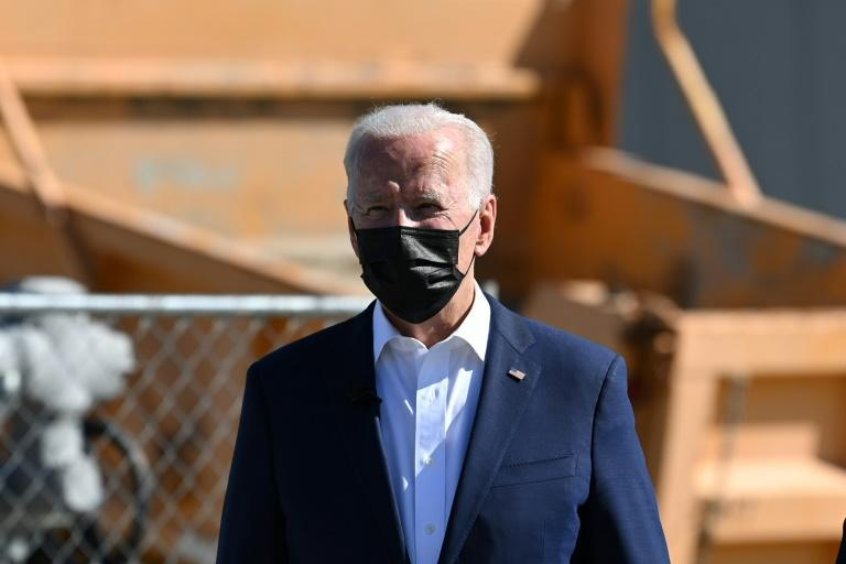 US President Joe Biden was under intense pressure from world leaders which deplored the slow distribution of vaccines around the world even as 57 percent of US adults have received at least one dose