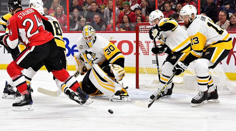 Ottawa Senators vs. Pittsburgh Penguins - 5/23/17 NHL Pick, Odds, and Prediction