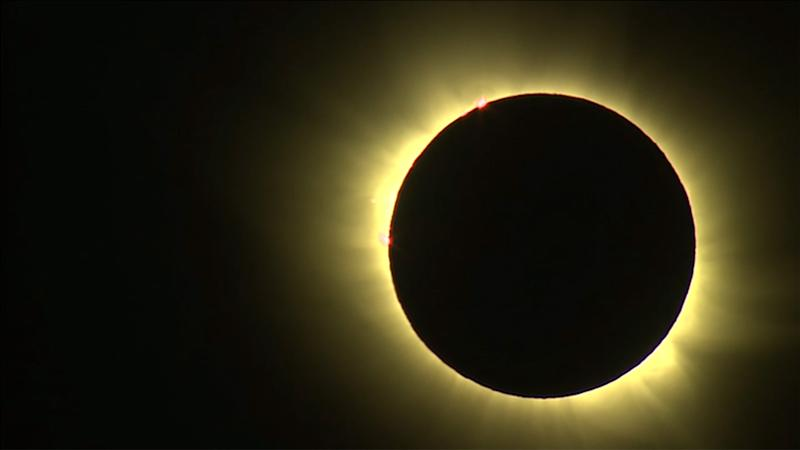 Total Solar Eclipse Can Make You Shiver (a Bit)