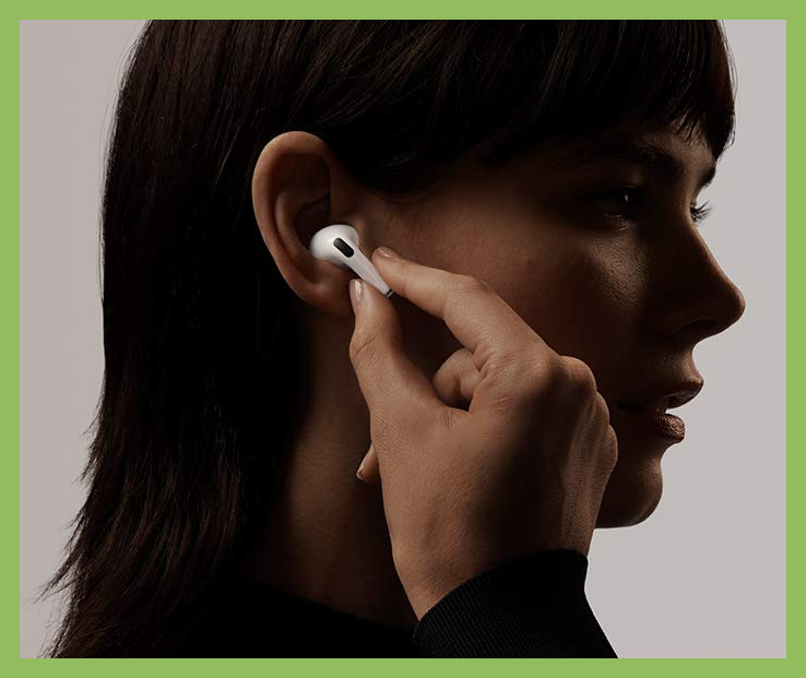 The newest Apple AirPods Pro on sale for just $200. (Photo: Apple)