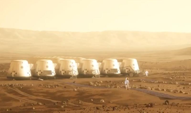 Mars One finds more than 1,000 volunteers for one-way trip ...