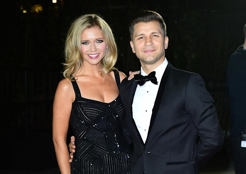 Rachel Riley marries Pasha Kovalev in secret Vegas ceremony