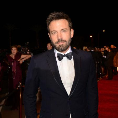 Ben Affleck: I want to be Brad Pitt