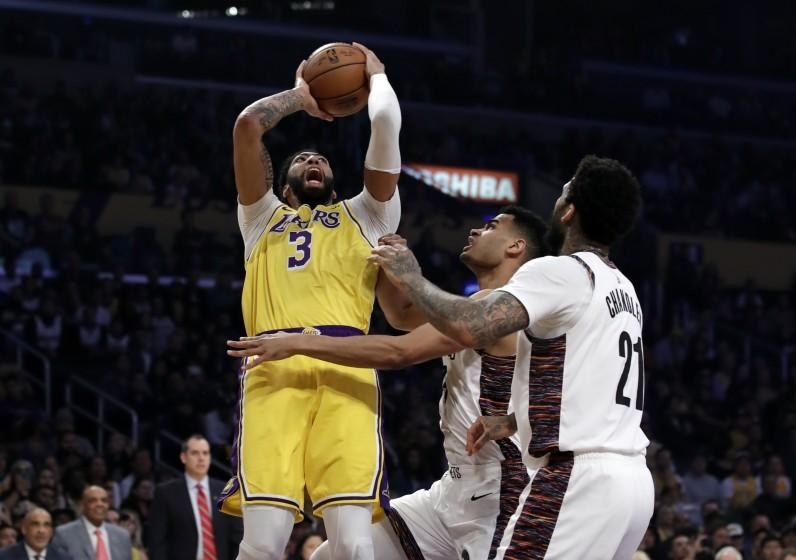 Two Lakers Players Test Positive For Coronavirus