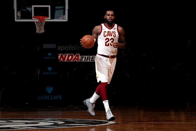 a6fddb94db2f Of course LeBron James thinks he s the NBA s MVP