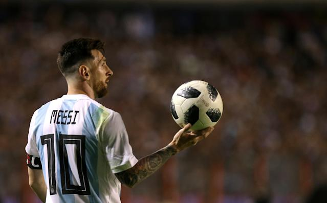 <p>Age: 30<br>Caps: 124<br>Position: Forward<br><br>The mesmeric Argentine great inspired his country to the World Cup final four years ago in Brazil – can he and they go one step further in what could well be Messi's tournament swansong? </p>