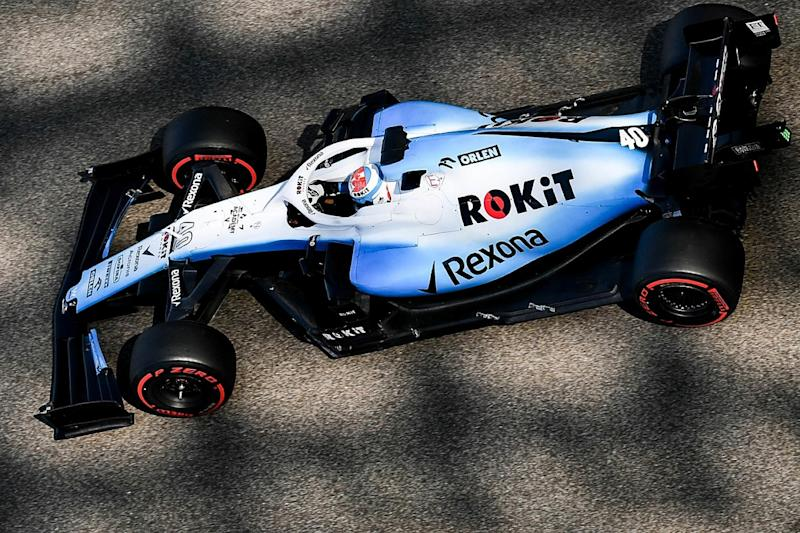 McLaren partners with Williams sponsor Unilever