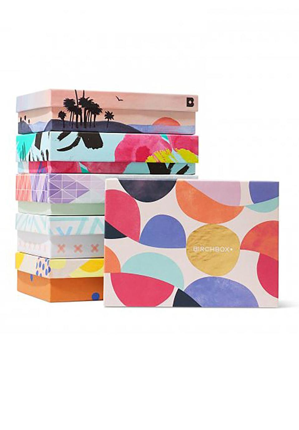 "<p>If she's a beauty product junkie, a Birchbox subscription is a great way for her to test out new items. </p><p> <a class=""link rapid-noclick-resp"" href=""https://go.redirectingat.com?id=74968X1596630&url=https%3A%2F%2Fwww.birchbox.com%2F&sref=https%3A%2F%2Fwww.countryliving.com%2Fshopping%2Fgifts%2Fnews%2Fg4835%2Fbirthday-gifts-for-mom%2F"" rel=""nofollow noopener"" target=""_blank"" data-ylk=""slk:SHOP NOW"">SHOP NOW</a></p>"